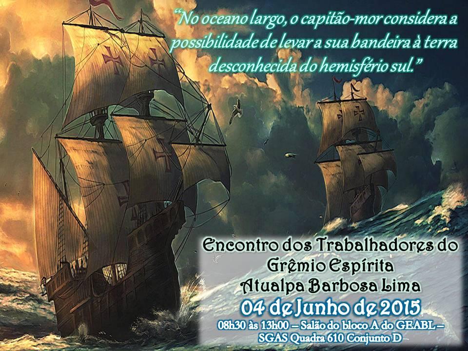 Cartaz Navegadores