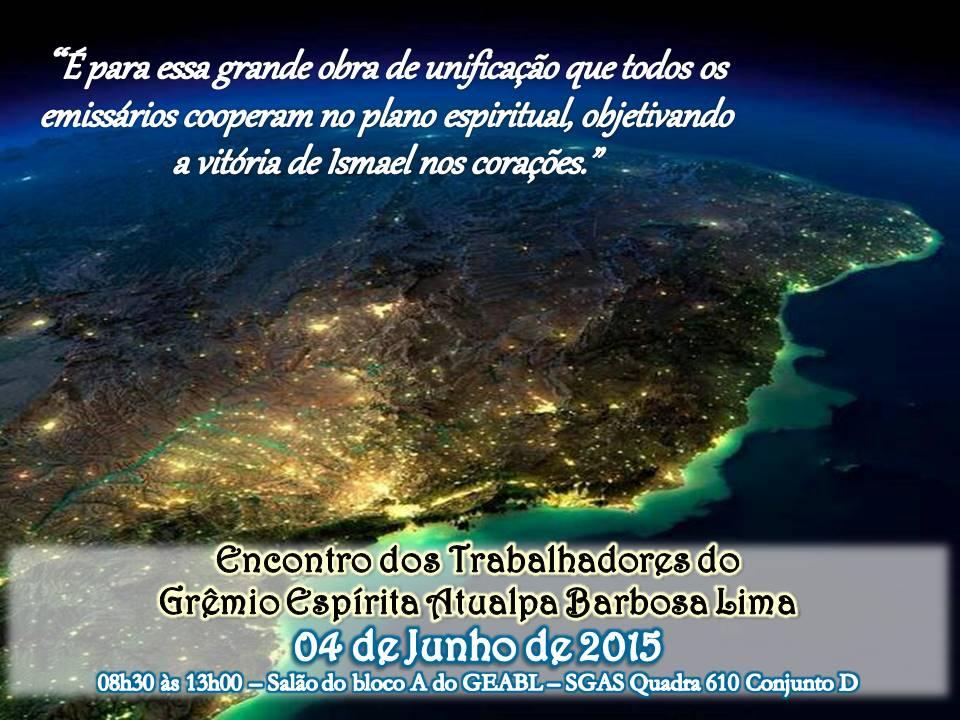 Cartaz Brasil Iluminado