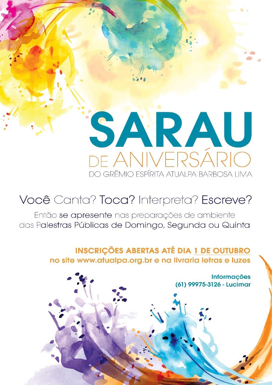 Sarau 2017