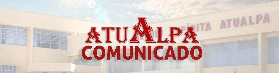 Comunicado Atualpa